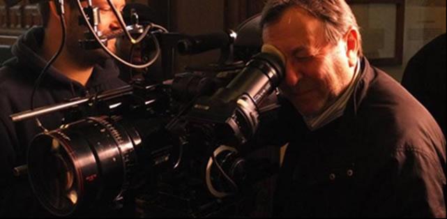 Stuart Harris at work