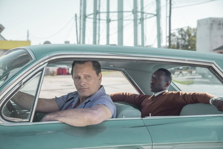 GREEN BOOK wins big