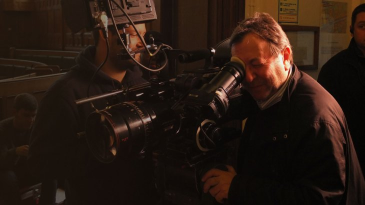 Stuart Harris, joint head of Cinematography to visit Beaconsfield Film Society 8th March 2019
