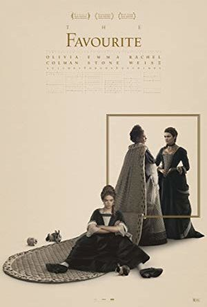 The Favourite (15) (FF)