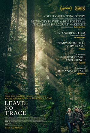Leave No Trace (PG) (FFF)