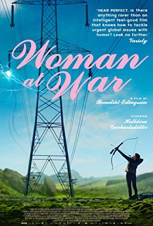 Woman at War (15) (S) (F)