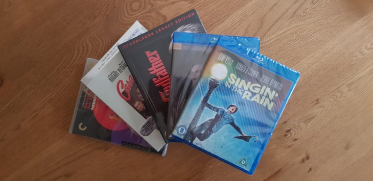 Classic Films heritage  rescued through Re-mastering