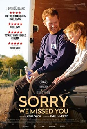 Sorry We Missed You (15) – Drama