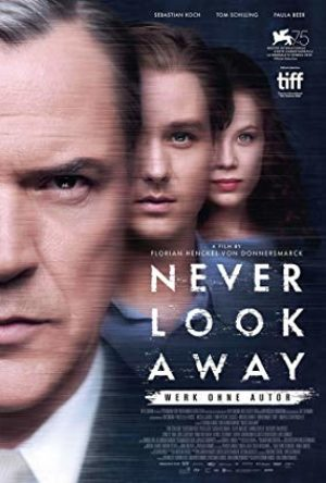 Never Look Away (15) **