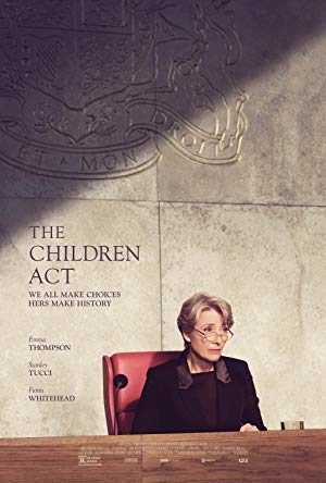 The Children Act (12A) F