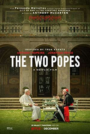 The Two Popes  (12A) Drama