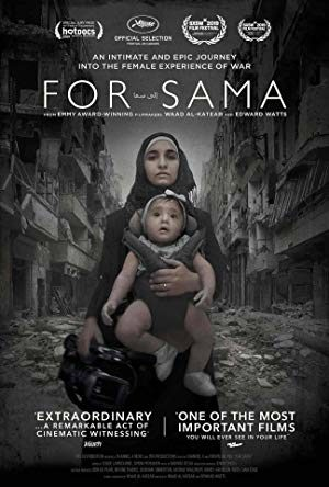 For Sama (18) FFF – Documentary