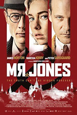 Mr. Jones (15) – Drama