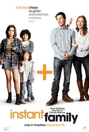 Instant Family (PG) – Comedy Drama