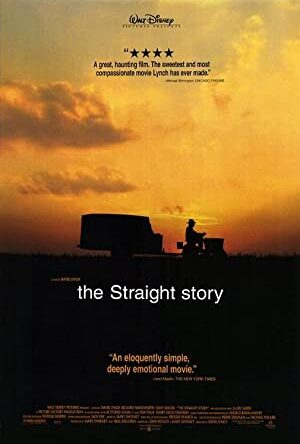 The Straight Story (U) – Biography, Drama