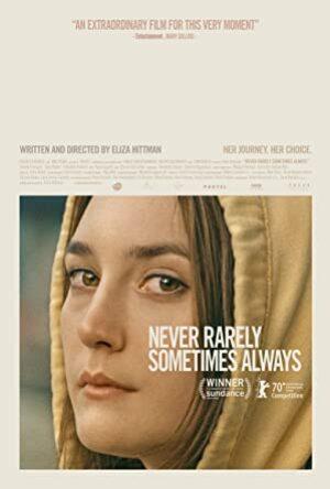 Never Rarely Sometimes Always (15) – Drama